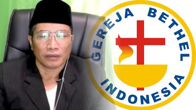 Muhammad Kece Ternyata Pendeta, Masuk Kristen Sejak 2001, Anggota Gereja Bethel Indonesia