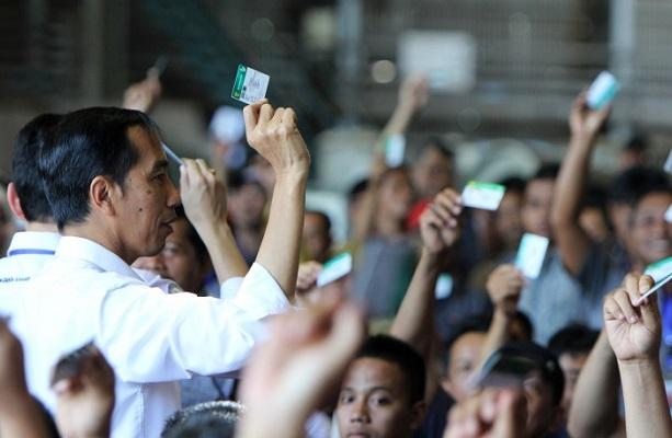 Presden Jokowi Naikkan Iuran BPJS Kesehatan 100 Persen