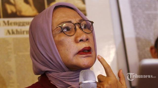 Fakta-fakta Penangkapan Ratna Sarumpaet: Diminta Turun dari Pesawat hingga Bantah Mau Melarikan Diri