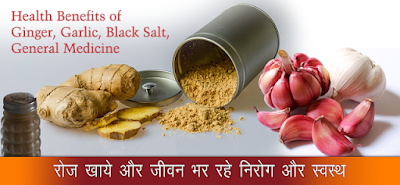 लहसुन अदरक के औषधीय गुण Ginger and Garlic Benefits in Hindi