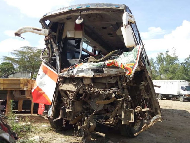 Mad Police Chase In Nakuru Sends Pregnant Woman To Heaven