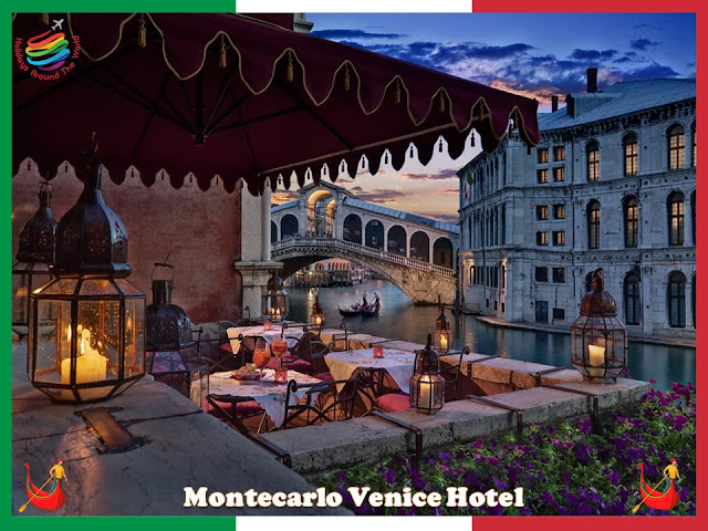 The best 3-star hotel in Venice