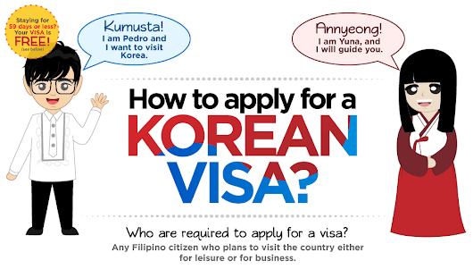 A Guide to the South Korea Visa Application For Filipinos         ~          Philippine Flight Network