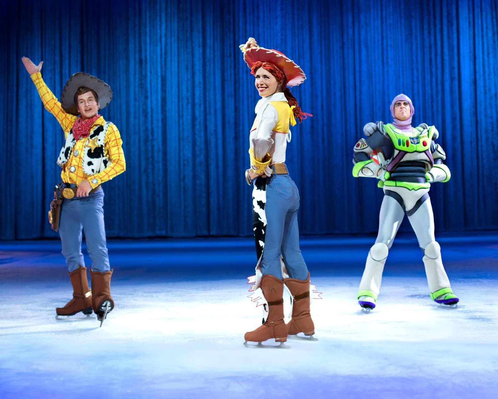 Disney On Ice Newcastle 2019 - How To Buy Pre-Sale Tickets  - Toy Story