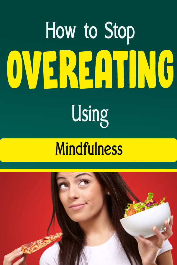 How to Stop Overeating Using Mindfulness     Frequently another year brings goals to get sound, eat better and get thinner. As the majority of us know, this is a lot less demanding said than done. It turns out to be increasingly troublesome when we have issues with testing work plans, various tyke care obligations and that office treat bowl that is so enticing. Careless eating can disrupt our purpose, so what can be done     A large portion of us don't indulge in light of the fact that we're ravenous, said Brian Wansink, Ph.D., writer of the top of the line book Mindless Eating Why We Eat More Than We Think and the John Dyson Professor of Consumer Behavior at Cornell University. We indulge in the view of family and companions, bundles and plates, names and numbers, marks and lights, hues and candles, shapes and scents, diversions and separations, organizers and holders.     He qualities rising overweight and stoutness rates in America to the accessibility of nourishment, the moderateness of sustenance and the appeal of sustenance. The arrangement, be that as it may, isn't to make sustenance less accessible, moderate or alluring, he says. The arrangement is to change your own condition, Wansink said.     Careless eating is characterized as intentionally focusing, being completely mindful of what's going on both inside and outside yourself – in your body, heart and psyche – and outside yourself, in your condition.     Wansink made the accompanying proposals for changing our manner of thinking and our condition to enhance our goals achievement and make better long haul eating designs     Littler plates. Utilizing a 9.5-inch plate versus 12-inch plate implies littler bits and feeling more full subsequent to eating a whole plate of nourishment. Studies have demonstrated nourishment utilization is 22 percent bring down when eating from a little plate.  Littler serving utensils. Small scale measuring utensils can decrease the measure of sustenance devoured.  Out of the picture, therefore irrelevant. Leaving serving bowls and dishes from the supper table can avoid second and third servings.  Simple access. Making solid nourishments increasingly open in cupboards, pantries and even the fridge supports sound decisions.  Control divides. Wansink found that individuals eat considerably more sustenance when given boundless amounts. He encourages individuals to eat littler bit sizes in little bundles.  Eat when you're eager. Let genuine yearning signs, not feelings, direct your eating. Substitute a snappy stroll for a nibble until the point when genuine appetite sets in. In any case, don't hold up until the point when you're starving and gorge on unfortunate sustenances.  Plan. Get ready solid snacks early to eat for the duration of the day. A 200-calorie, entire grain, high-fiber tidbit can fulfill hunger between dinners. Fiber keeps you feeling full more.  Keep a nourishment journal. Record all that you eat and what was occurring at an opportunity to distinguish sustenance triggers – hunger, stress, energy or weariness. Be mindful so as not to fixate on each calorie. The new American Heart Association diet and way of life rules recognize that general eating designs, not infrequent liberalities, are what are most critical to keeping up a sound weight and way of life.  Back off. Here's the place care can truly become possibly the most important factor. Amid every dinner, bite gradually, appreciating each chomp; put your fork down among nibbles; and quit eating to take a beverage of water (not a sugary soft drink). This gives the body enough time to move to the mind that it's fulfilled, not stuffed.  Focus. Try not to eat before the TV or PC, while remaining at the kitchen counter or chatting on the telephone. This can prompt forgetting about the amount you've expended.  Use innovation. We can really utilize our cell phones and other electronic gadgets to encourage us, said Riska Platt, M.S., an enrolled dietitian and affirmed nutritionist for the Cardiac Rehabilitation Center at Mt. Sinai Medical Center in New York and a volunteer with the American Heart Association. There are presently applications that oversee sustenance records, check calories, enable you to follow what you eat and even give direction on solid nourishment decisions at the supermarket and eateries.