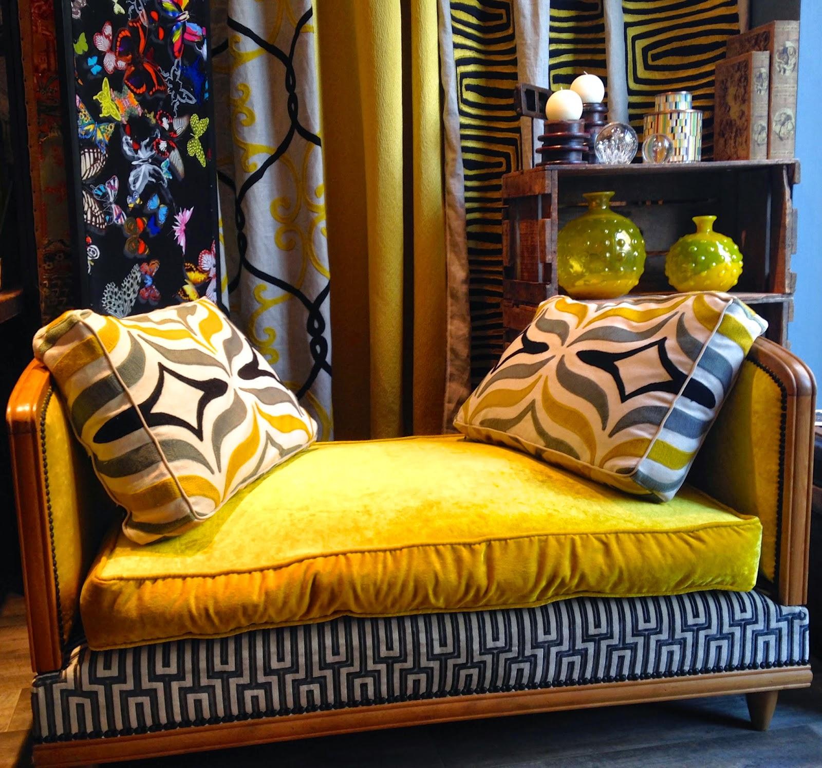 atelier anne lavit artisan tapissier d corateur 69007 lyon lit de repos. Black Bedroom Furniture Sets. Home Design Ideas