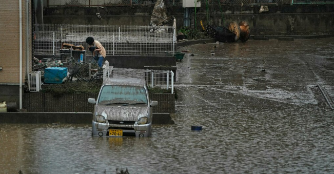 Death toll continues to rise after Typhoon Hagibis hit Japan