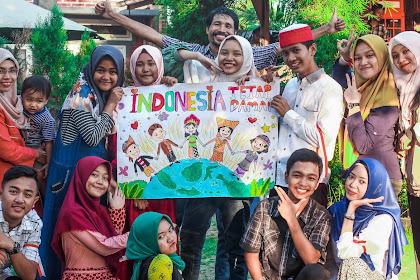 Pesan Indonesia damai dari Panggung Harapan Omah Dongeng Marwah