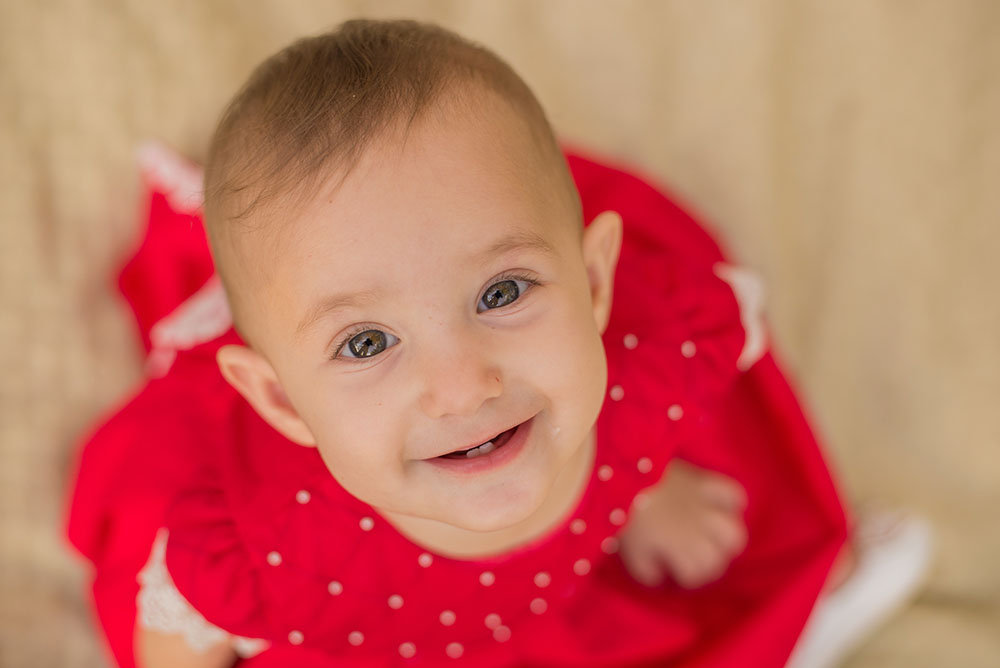 bebês sorrindo