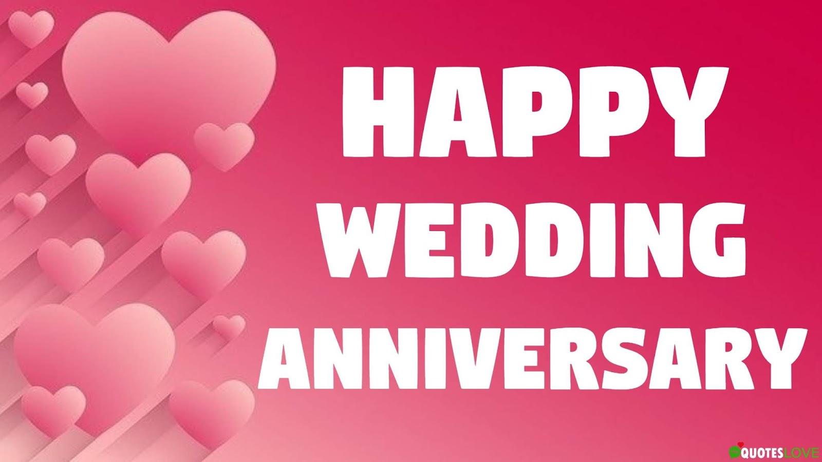 31 Best Happy Wedding Anniversary Wishes 2020