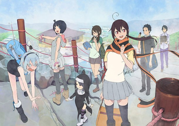 Yozakura Quartet Hoshi no Umi Subtitle Indonesia Batch