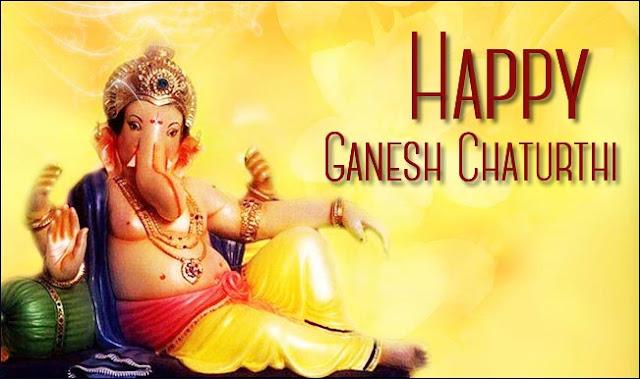 Ganesh chaturthi wishes 2016
