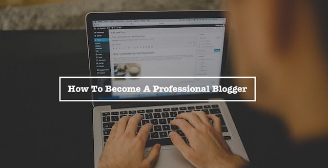 how to quit your job blog full time professional blogging monetize blogger
