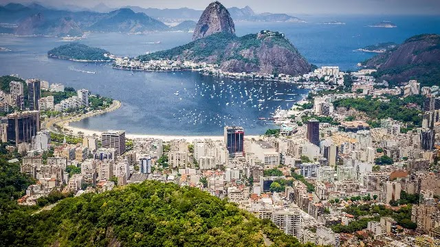 Brazil travel | 6 Best Places To Go in Rio