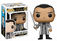 Funko Pop! Captain Salazar