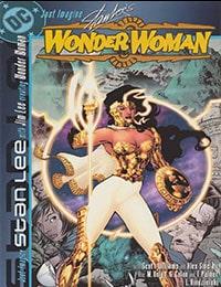 Just Imagine Stan Lee With Jim Lee Creating Wonder Woman