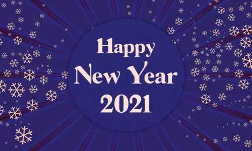 Happy New Year Message | Messages and Pictures HNY 2021 Wishes and Greeting Card Quotes