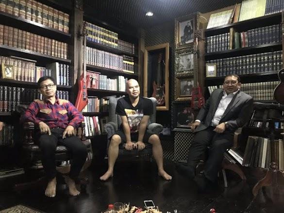 Sonntoloyo, Lagu terbaru Fadli Zon, Ahmad Dhani dan Alang