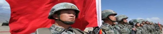 China Generals Seek Budget Alluding To Clashes With India