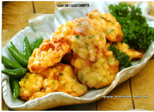 Resep bakwan jagung rumah makan ciwidey