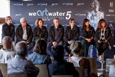 Anunciada 5ª Edição do We Art Water Film Festival