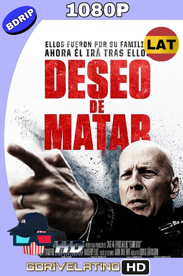 Deseo de Matar (2018) BDRip 1080p Latino-Ingles MKV