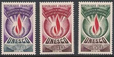 France 1969 UNESCO
