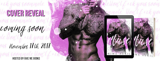 Cover Reveal + Giveaway: Muse by Nina Auril