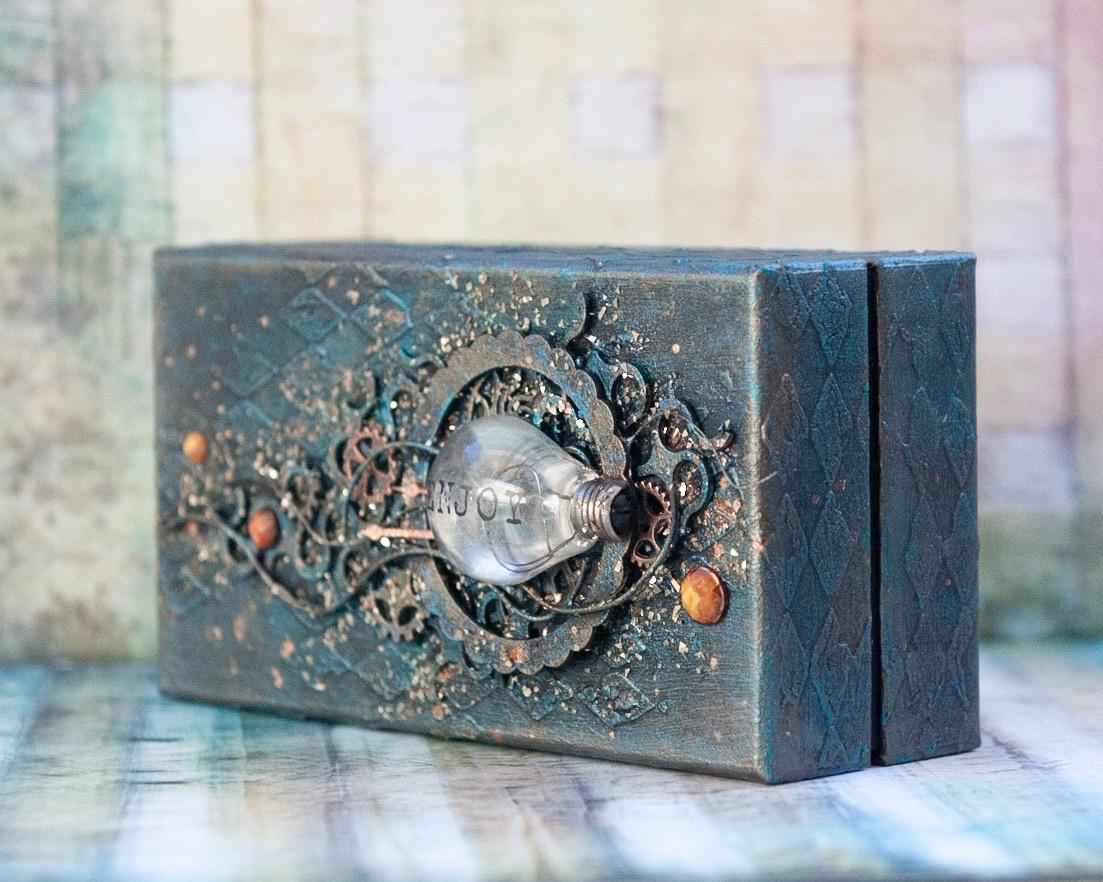 Коробка для мужского подарка 62