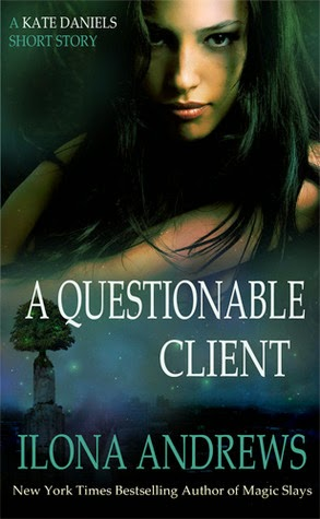 A Questionable Client by Ilona Andrews