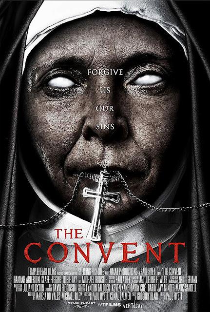 Sinopsis Film Horror The Convent (Heretiks) 2018