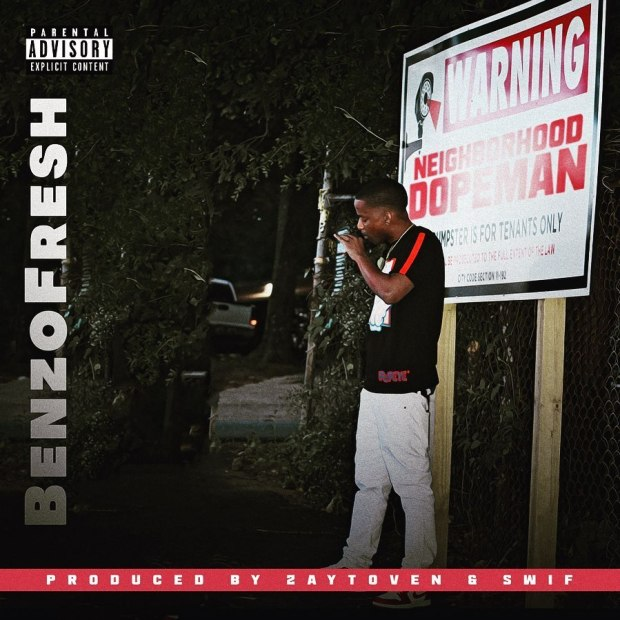 MP3: BenzoFresh – Back Trappin #Arewapublisize