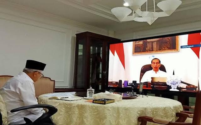 Memburuknya Kondisi Ekonomi dan Kacau Hadapi Corona Bukti Jokowi-Maruf Tidak Layak Memimpin Negara