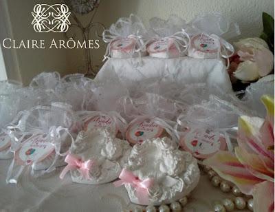 cerámica perfumada