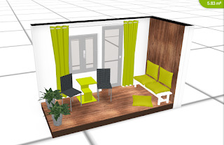 planer balkonu