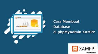Tutorial  Merancang dan Membuat Database MySQL di phpmyadmin (XAMPP)