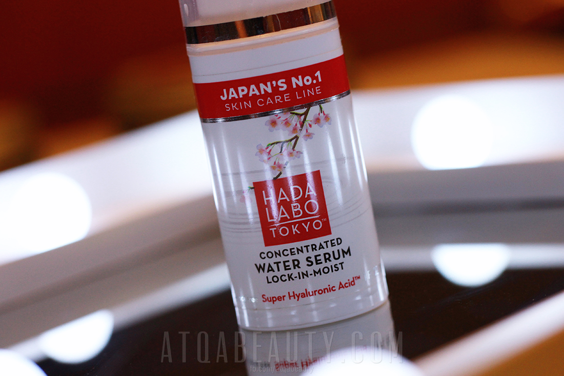 HADA LABO Concentrated Water Serum Lock-in-Moist