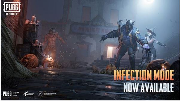 PUBG Mobile Updates: Zombie Infection Mode now available in PUBG Mobile