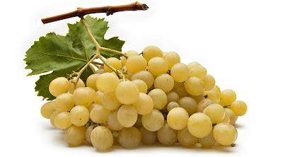 Uva bianca.