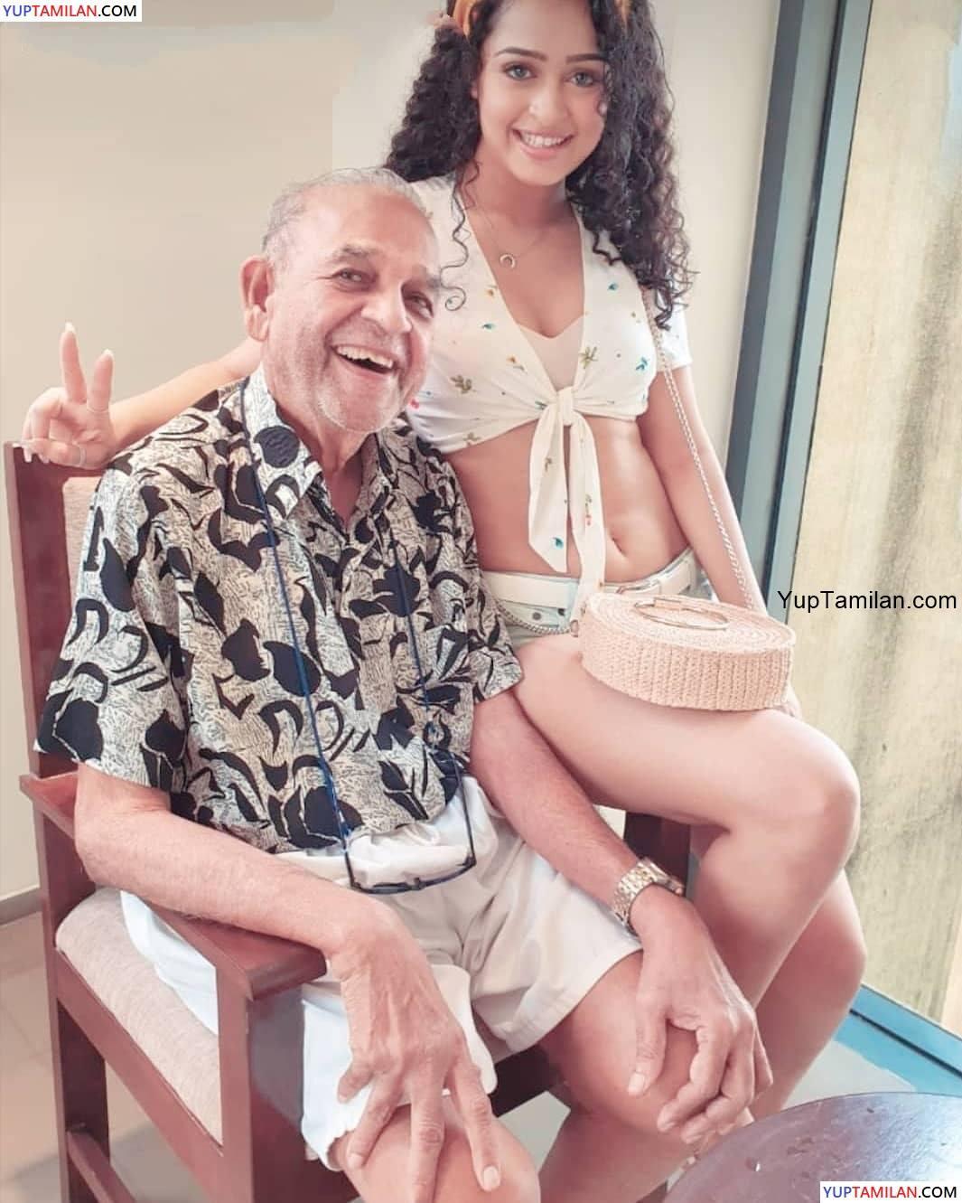 Apsara Rani Hot Photos- Cleavage Show