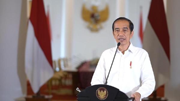 Jokowi: Negara Jamin Biaya Pengobatan Korban Bom Bunuh Diri di Makassar