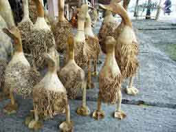 kerajian - bonggol - bambu