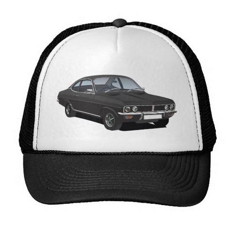 vauxhall, firenza, 70s, hat