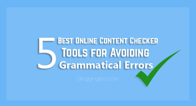 Best-Online-Content-Checker-Tools