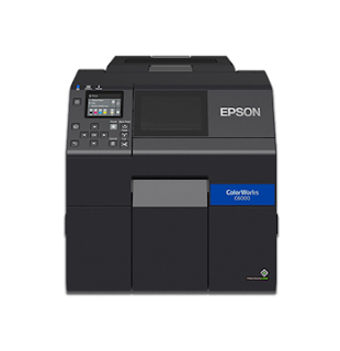 Epson ColorWorks CW-C6000A Driver Download