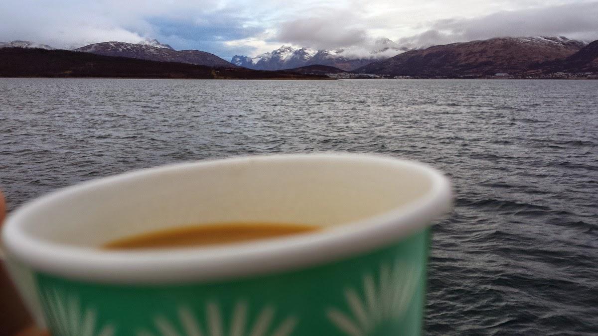 Fjord Cruising, Norway style - Tromso