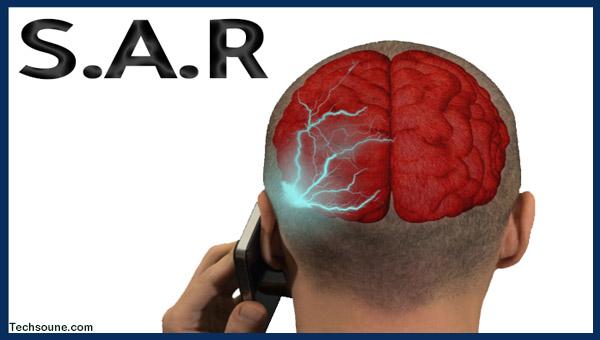 ترتيب الهواتف التي تنبعث منها الإشعاعات المضرة SAR