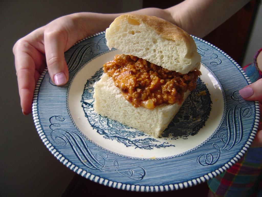 Cheesy-Joes Sandwich