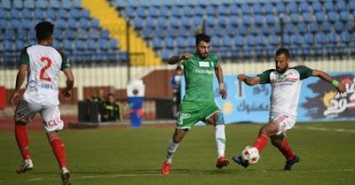 ملخص واهداف مباراة الاتحاد السكندري والمقاولون العرب (2-1) كاس مصر
