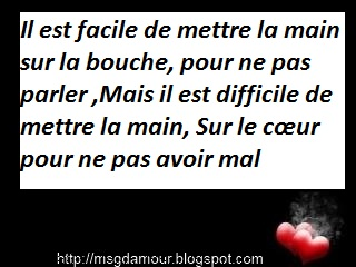 phrase d'amour, citation et proverbe en image
